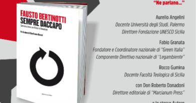 Sempre daccapo di Fausto Bertinotti a Terrasini 1