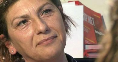 Tina Montinaro a Partinico con i ragazzi di Iniziativa territoriale 3