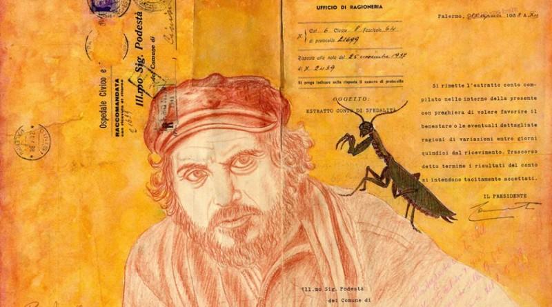 Autoritratto di Pino Manzella