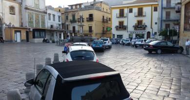Carini: posto auto cercasi
