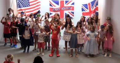 Carini - all'I.C. Laura Lanza concluso l'English City Camp ACLE