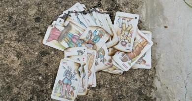 Riti magici al Cimitero di Carini?