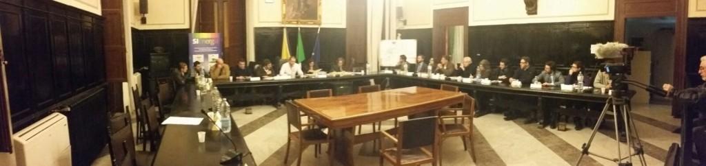 Consiglio Comunaledel 18 febbraio dopo la sospensione