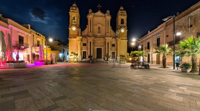Duomo Terrasini. Foto Mimmo Maniaci