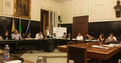 Il Consiglio Comunale aperto per i dipendenti ATO PA1