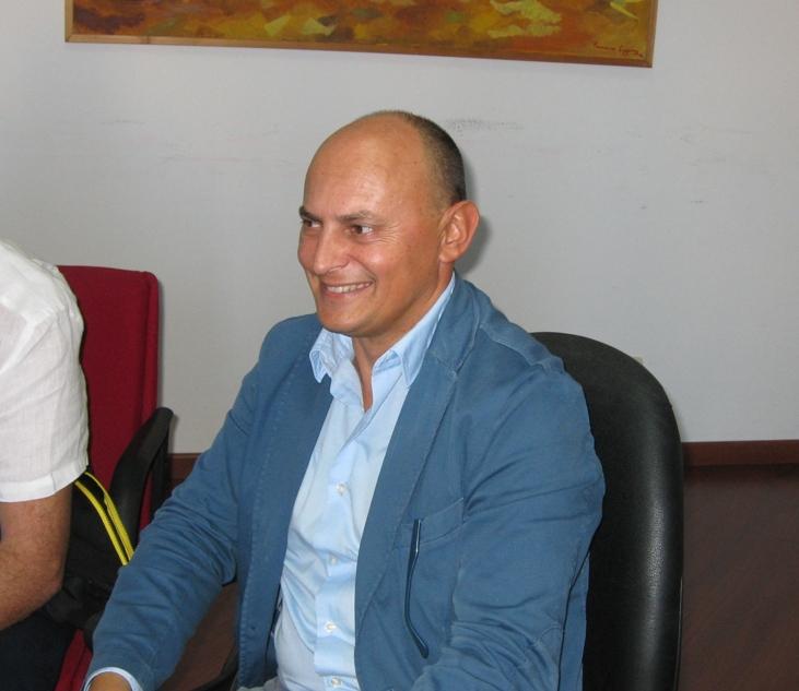 Fabio Tuttolomondo, responsabile settore Ambiente