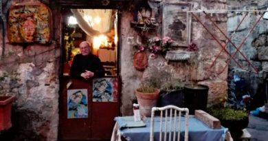 Palermo: Perdendosi al Capo. di Angelica Vignieri