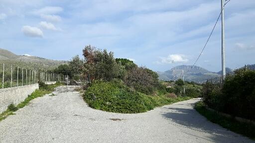 strada d'accesso Paterna Zucco