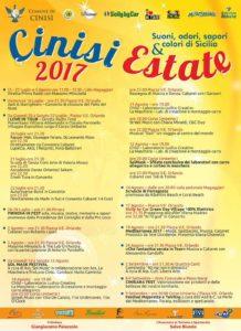 Programma estate cinisense
