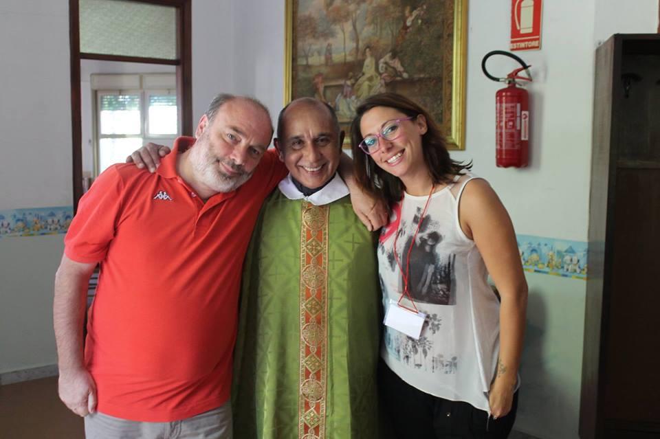 Sergio Quartana, Paride Benassai nelle evsti di Padre Puglisi e Rosalinda Ferrante