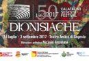 Dionisiache a Segesta: dal 17 al 20 agosto Le Nuvole, Dyskolos e L'asino d'oro