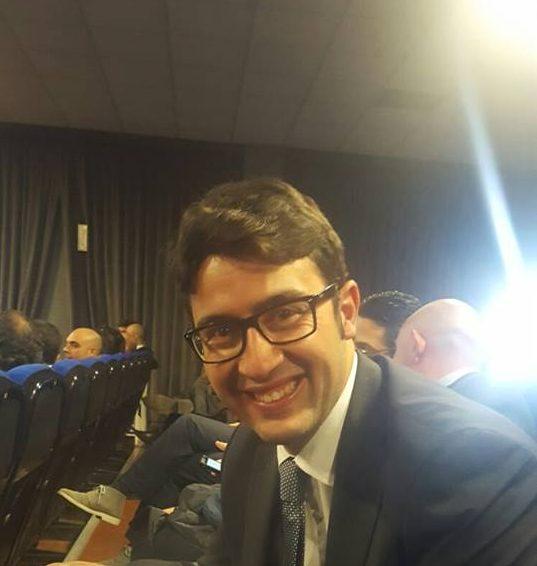Il Consigliere Dario Giliberti