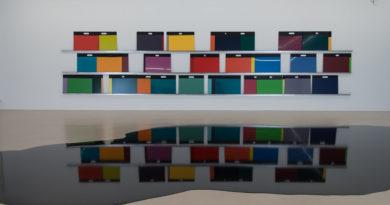 Palermo: il colore in movimento nella mostra di Rainer Splitt