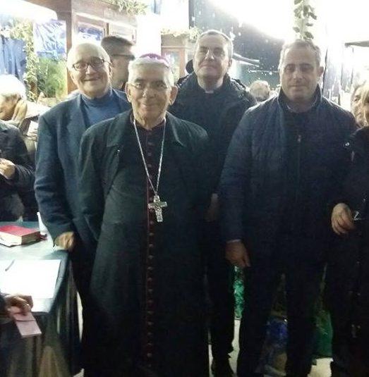 Ino Cardinale, Michele Pennsi, Renzo Cannella e Giosuè Maniaci