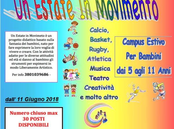 Estate in movimento