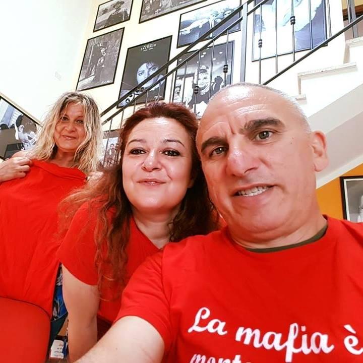 Elena Turrini, Elena Ciravolo e Federico Orlando, testimonial a Primaradio dell'evento