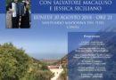 """Cinisi: Lunedì 20 """"Concerto tra le gole"""" al Santuario del Furi"""