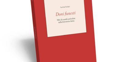 """Palermo. """"Doni funesti"""" di Lavinia Scolari il 19 novembre a Lettere"""