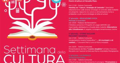 Cinisi: la VI edizione della Settimana della cultura