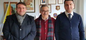 Gli ex assessori Armetta e Senapa