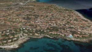 L'area di Marina Longa - Costa Verde oggi