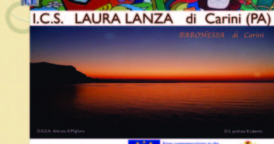 "Open Day alla ""Laura Lanza"" di Carini."