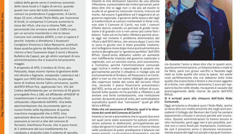 Il Vespro - Ottobre/Novembre 2014