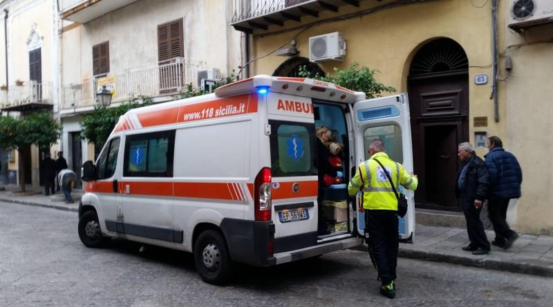 ambulanza Carini