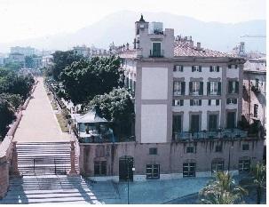 La sede del Tar in via Butera a Palermo
