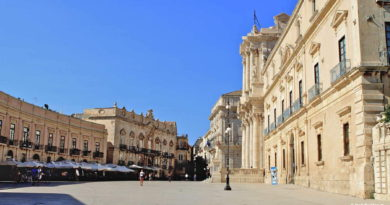In giro per Siracusa in un weekend d'inverno