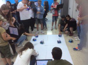 L'Atelier Digitale con i mini robot