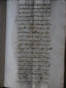 I legati per la sepoltura di Pietro II La Grua e la Cappella della Beata