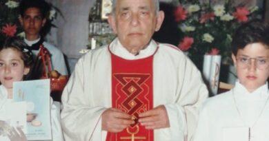 Mons. Giuseppe Vincenzo Ferranti. Era l'uomo di domani